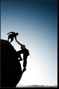 RockclimbersHelping