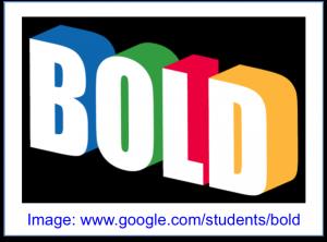 BOLD_Google