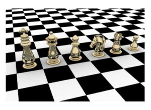 ChessPiecesOnBoard
