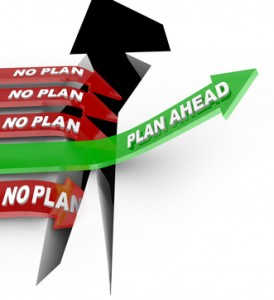 Plan Ahead Beats No Planning in Overcoming Problem Crisis