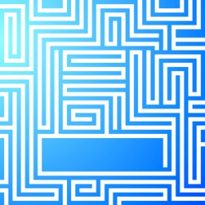 maze-bright-light-blue-background