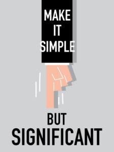 MakeitSimpleButSignificant copy